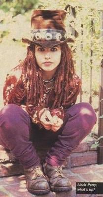 Happy 53rd Birthday To Linda Perry - 4 Non Blondes