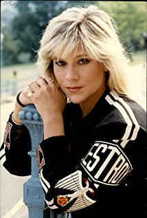 Happy birthday to my favourite pin-up Samantha Fox!