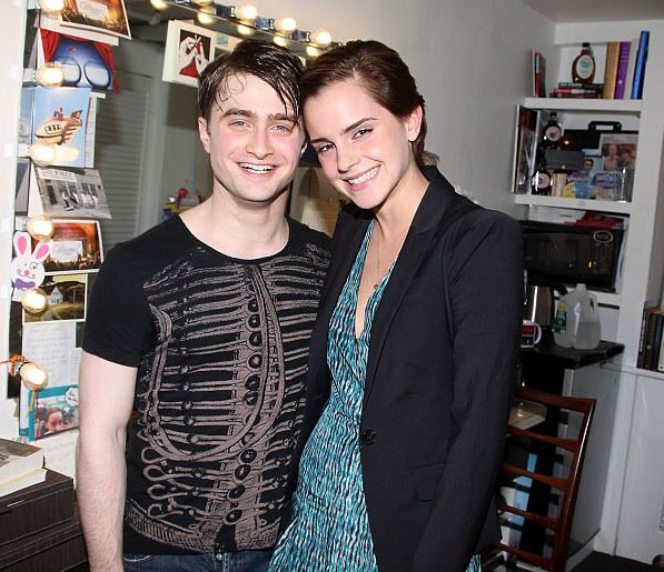 Happy Birthday to the lovely Emma Watson here s some piccys of Emma and Dan
