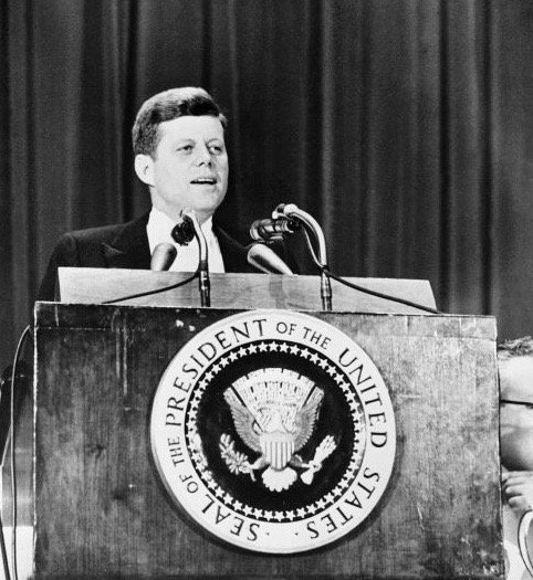 "JFK said this today 1961, NYC: ""Without criticism, no administration and no country can succeed….That is why our press was protected by the First Amendment-- the only business in America specifically protected by the Constitution."" https://t.co/Tzn4KgFLTC"