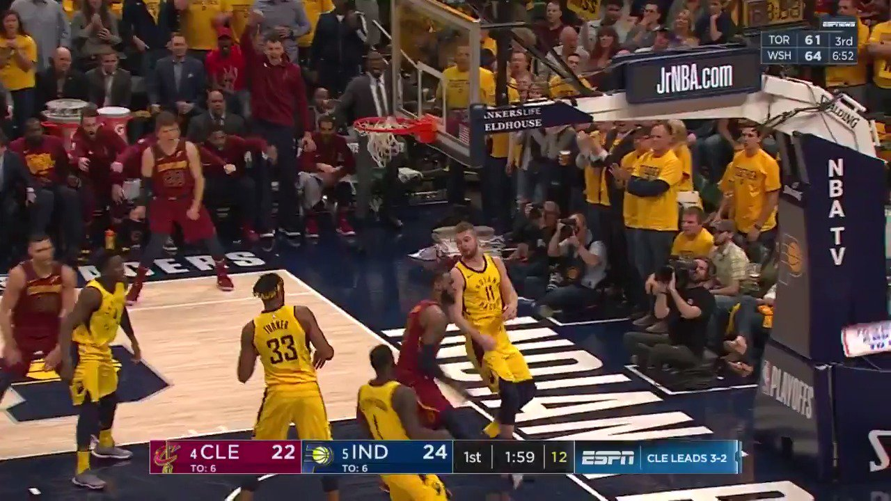 LeBron James CLEARED FOR TAKEOFF! ��️����  #WhateverItTakes https://t.co/ze5XnMrGpG