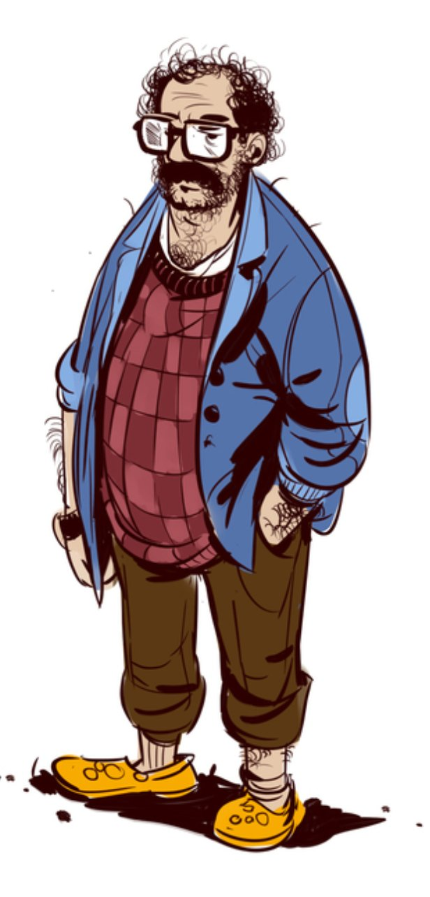 Draw your own take on this character. It's for a comic book we're working on. https://t.co/uLCJafFJX9 https://t.co/8NKUysx6cm