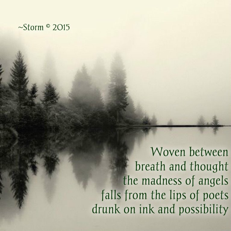"From the #Archives  ""The Madness of Angels""  #poetry #vss #amwriting https://t.co/2gRGfyZHRJ"