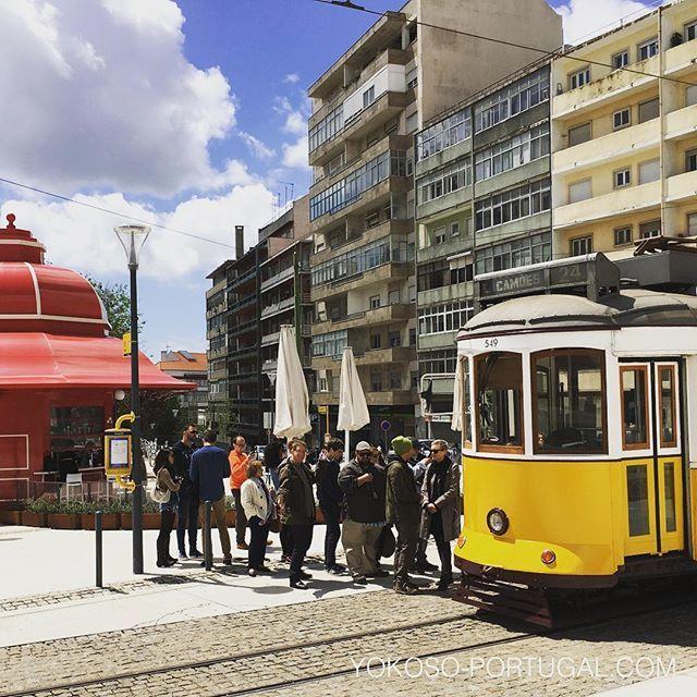 test ツイッターメディア - 23年前に廃線になったリスボンの路面電車24番が復活しました。カモンイス広場→プリンシペ・レアル→アモレイラス→カンポリデまで。カモンイス広場からカイス・ド・ソドレまでも近いうち結ばれます。混んでないので、ゆっくり路面電車旅が楽しめます。 #リスボン #ポルトガル https://t.co/Cn5qCgb4rL