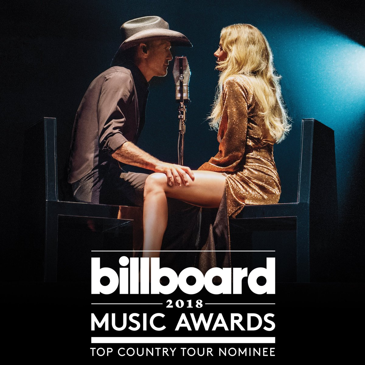We are honored #Soul2Soul has been nominated for the 2018 @BBMAs! Catch the show May 20th on NBC. #BBMAs https://t.co/2UXL2lTGEF