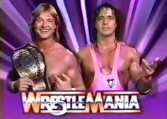 Happy Birthday my favorite match vs Bret Hart WrestleMania VIII!