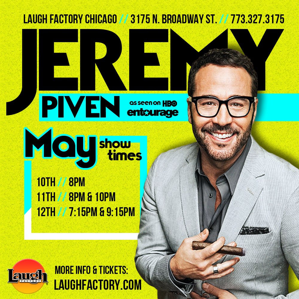 Chicago ... I'm coming home! See you there !! https://t.co/tOofwaaRjf