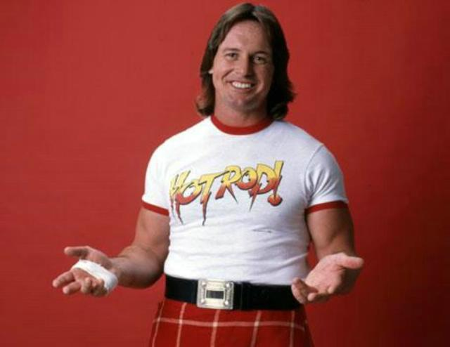 Happy Birthday to one of the all time greats..Rowdy Roddy Piper. We miss you Hot Rod.
