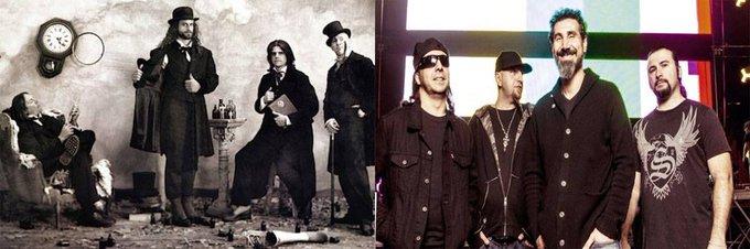 LA Band Battle: Tool v System of a Down (Happy Birthday Maynard James Keenan) Who ya got? Geoff
