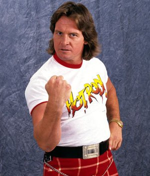 Happy Birthday to \Rowdy\ Roddy Piper. Rip \Hotrod\
