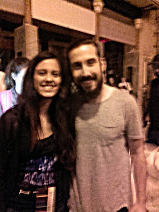 Happy birthday to you Avi!!! Thank so much for everything!!!!!! We  youuuuu!!!!