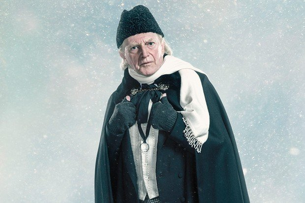 Happy Birthday to the Doctor. David Bradley.