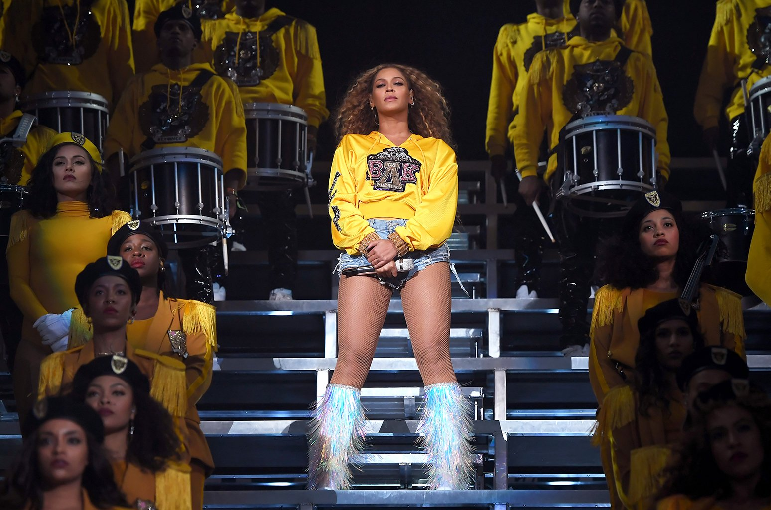 Beyonce's #Coachella set is the most-viewed performance on YouTube live stream https://t.co/0s7WmaqOSH https://t.co/UTFMEfBRIT