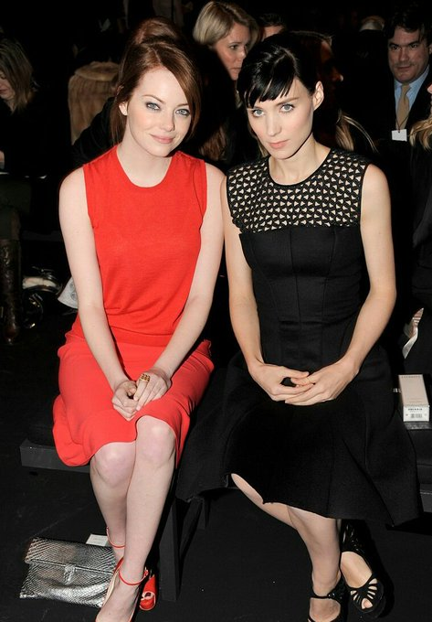 Happy Birthday to the wonderful Rooney Mara!