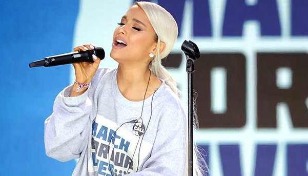 Bang bang: Ariana Grande has new music coming!
