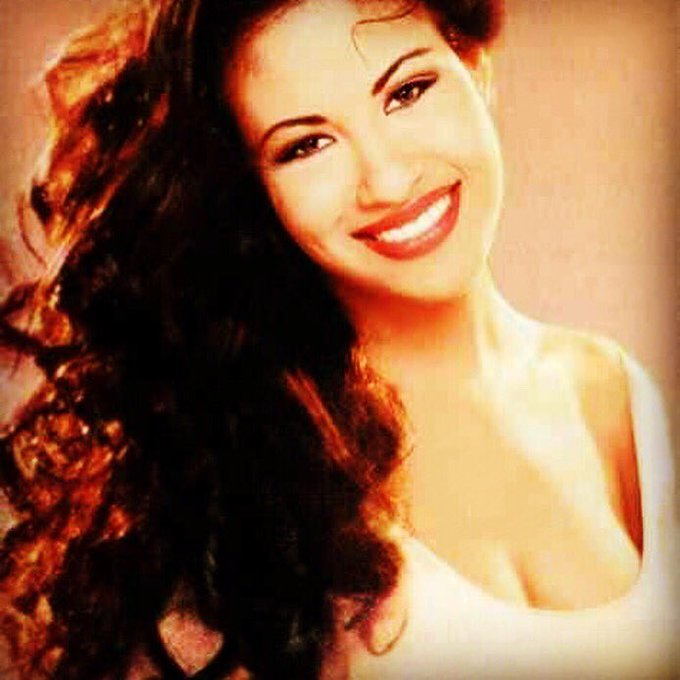 Happy late  Birthday     Selena Quintanilla-Perez      I wish you many more..