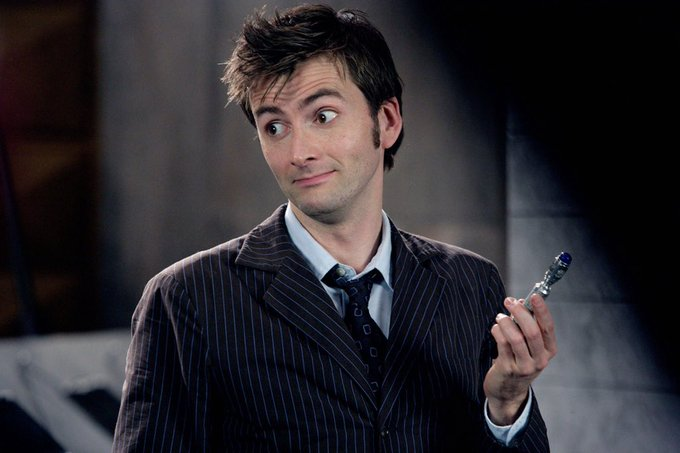 Happy birthday to David tennant