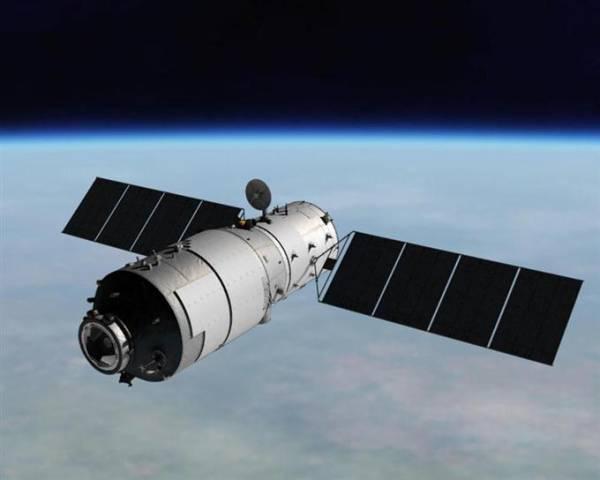test ツイッターメディア - 【天宮1号】 (中国) 中国が2011年に打ち上げた実験衛星 中国初の無人ドッキングと有人ドッキングを成功させたぞ なお2016年ごろから制御不能に陥っており、2018年4月2日に南太平洋上に墜落したhttps://t.co/B4R7j77Gg6