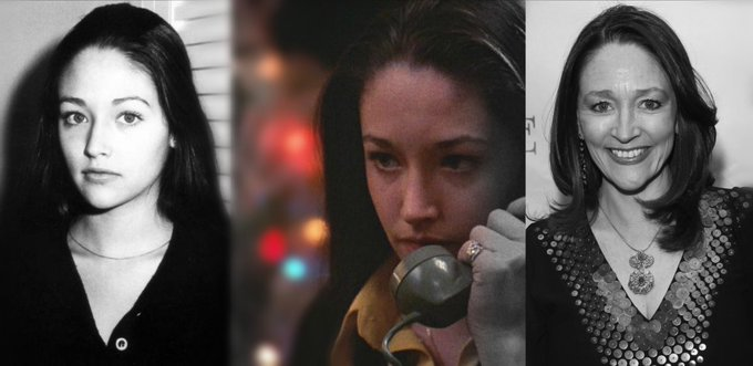 Beautiful then, beautiful now.  HL wishes a VERY Happy Birthday to the wonderful Olivia Hussey. (Martyn)