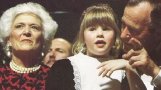 """Jenna Bush's tribute to her """"ganny"""" will make you want to call your grandma right now."""