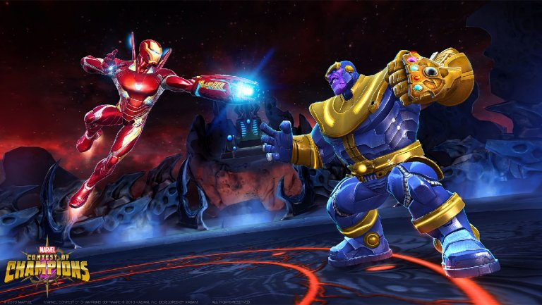 Exclusive: Marvel Games sets 'Avengers: InfinityWar' updates
