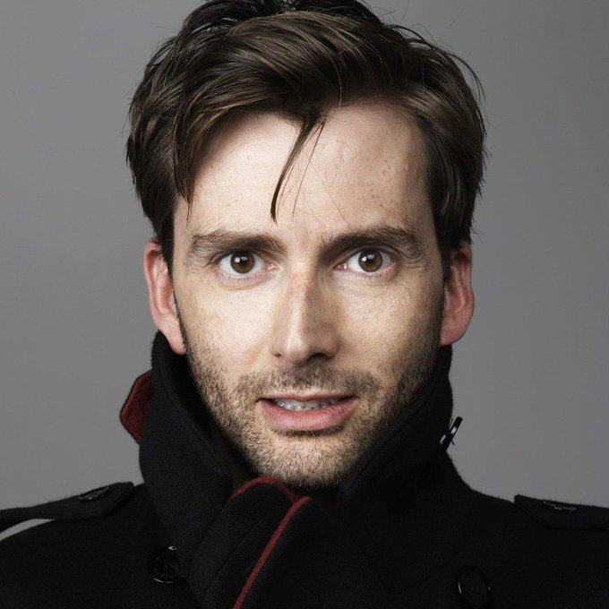 David Tennant - Happy Birthday!