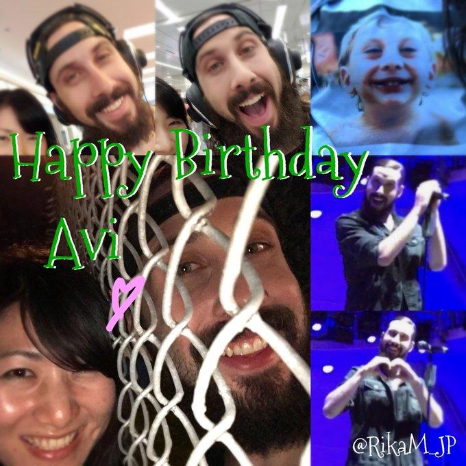 Happy Birthday Avi!  I love you so much