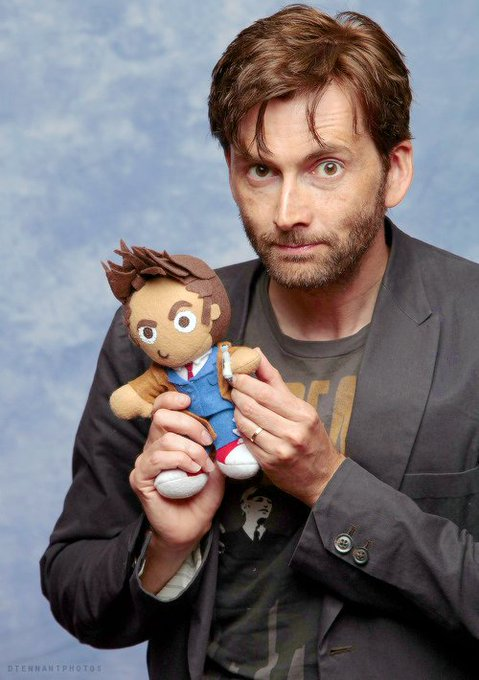 Happy Birthday to the one and only David Tennant !