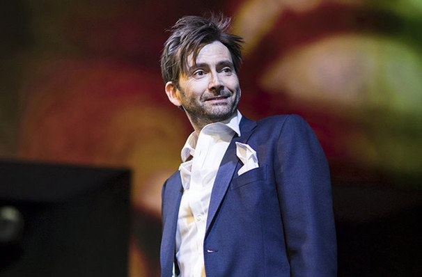 Happy Birthday to the seriously talented David Tennant!