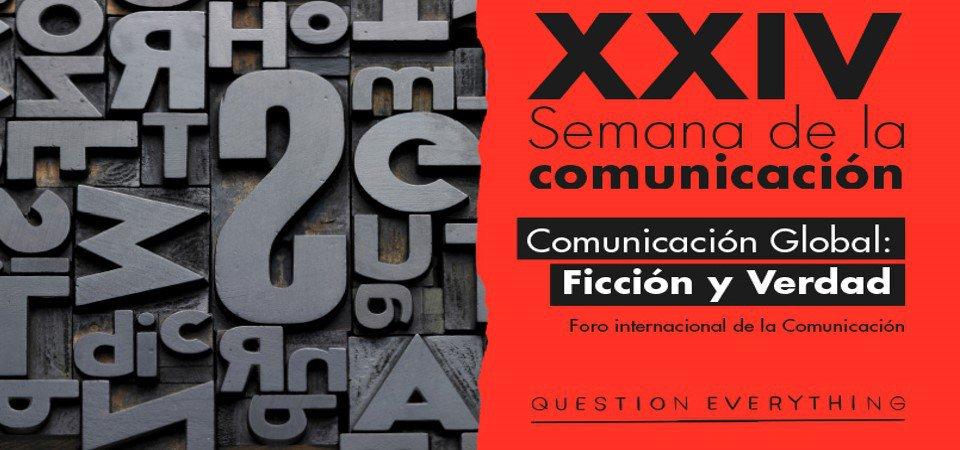 # Semana de la Comunicación '18: entrevista a Arantxa Écija y AitorGabilondo https://t.co/KwllF93bwU https://t.co/tjqCKid6VF