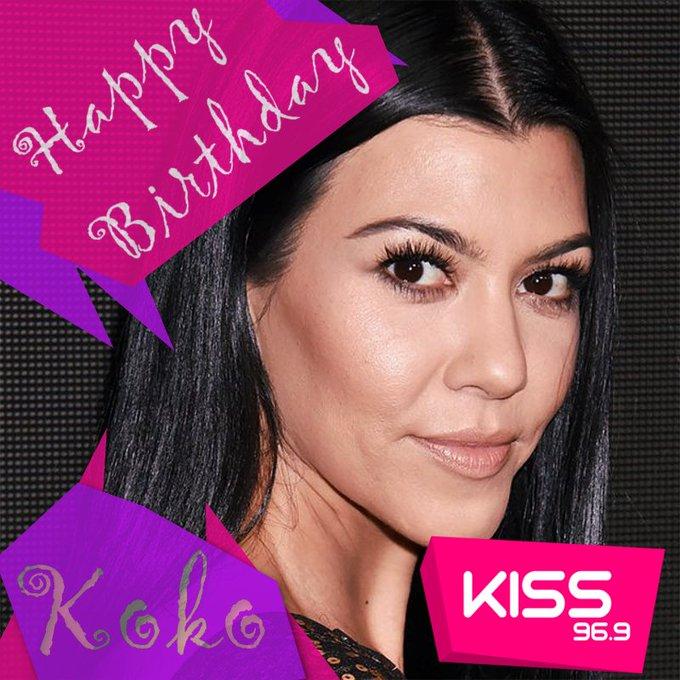 Happy Birthday, Kourtney Kardashian!