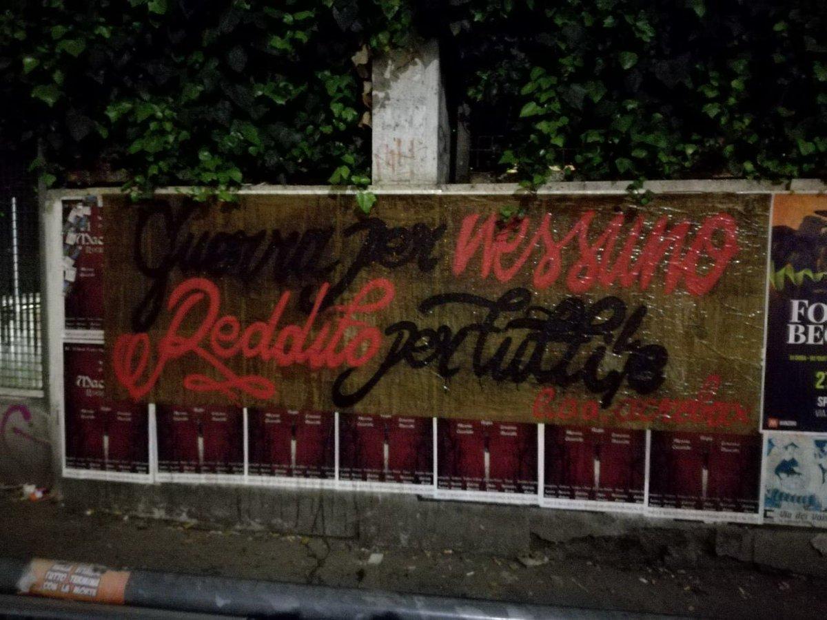 test Twitter Media - #18a #RomaSud #Guerra per nessuno #Reddito per tutte/i https://t.co/Nmxoqtj9w4