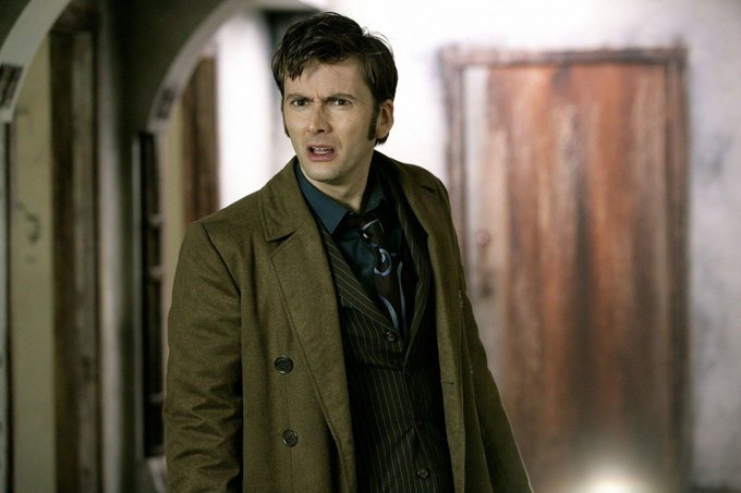 Happy Birthday to David Tennant who played the 10th Doctor.