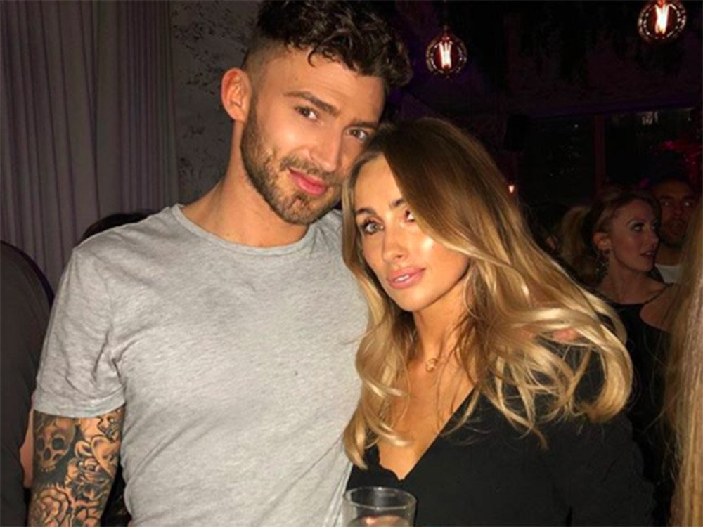 Has Dancing On Ice's Jake Quickenden Split From Fiancée Danielle Fogarty?
