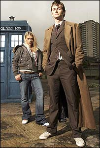 Happy birthday to our tenth doctor who Mr David Tennant. ALLONS-Y!