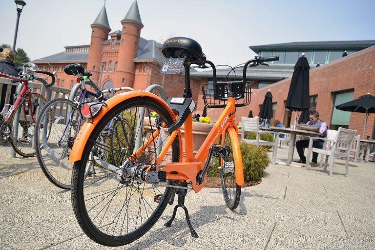 test Twitter Media - Wesleyan Introduces Spin Bikeshare Program with @spincities! https://t.co/eGFyfNzuXs https://t.co/cVxrwBw5Tj