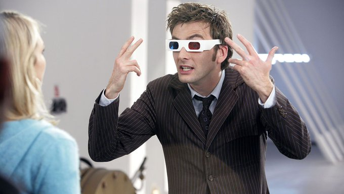 Happy Birthday David Tennant