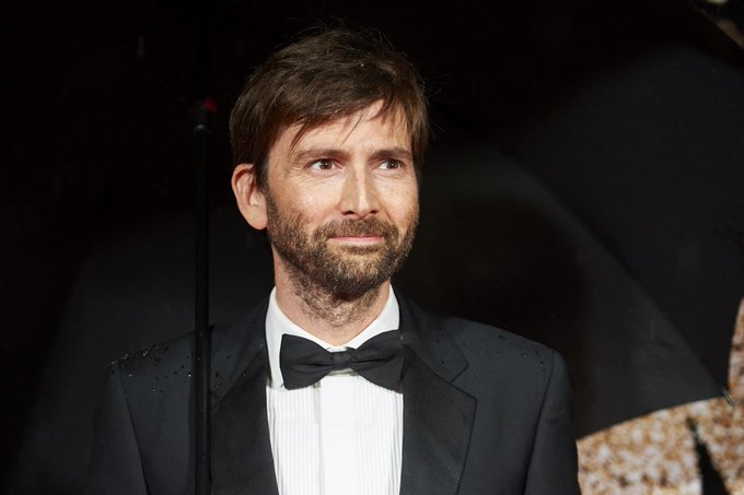 Happy Birthday to David Tennant, one of the top 15 best Doctor Whos