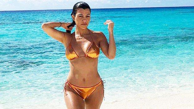 Happy Birthday, Kourtney Kardashian: See Her Hottest Bikini Pics OfAll-Time