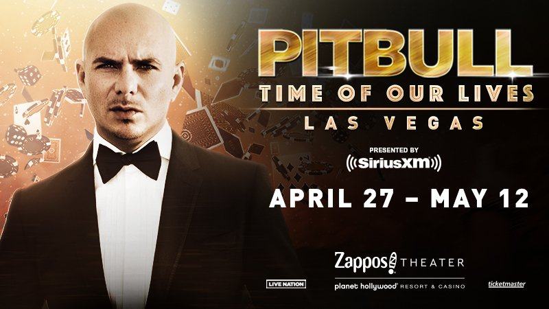 Celebrate Cinco de Mayo with yours truly in Las Vegas, thanks to @siriusxm! More details: https://t.co/gMd0Ms4vsk https://t.co/YybwR95dsm