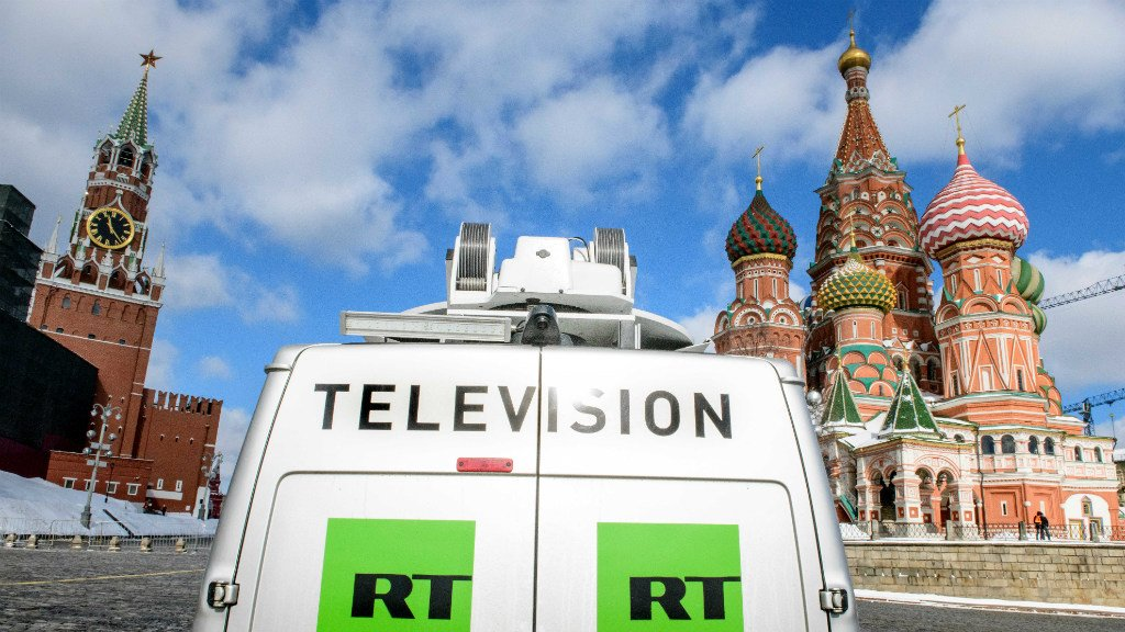 British regulator probes impartiality of Russia's RT channel