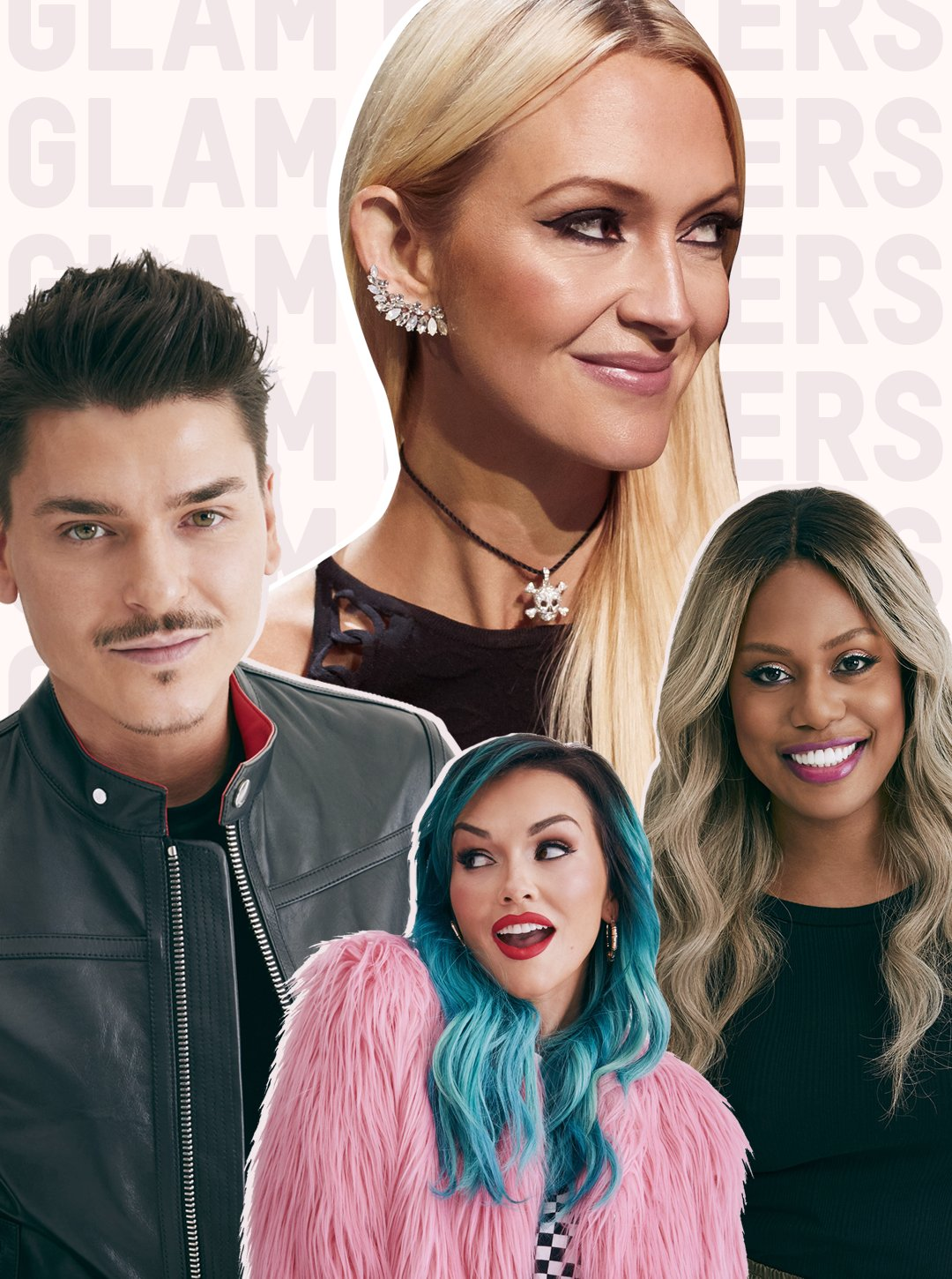 Which Glam Masters judge are you? Take the quiz: https://t.co/A7WmXBBp9g https://t.co/e1rUCquKvw