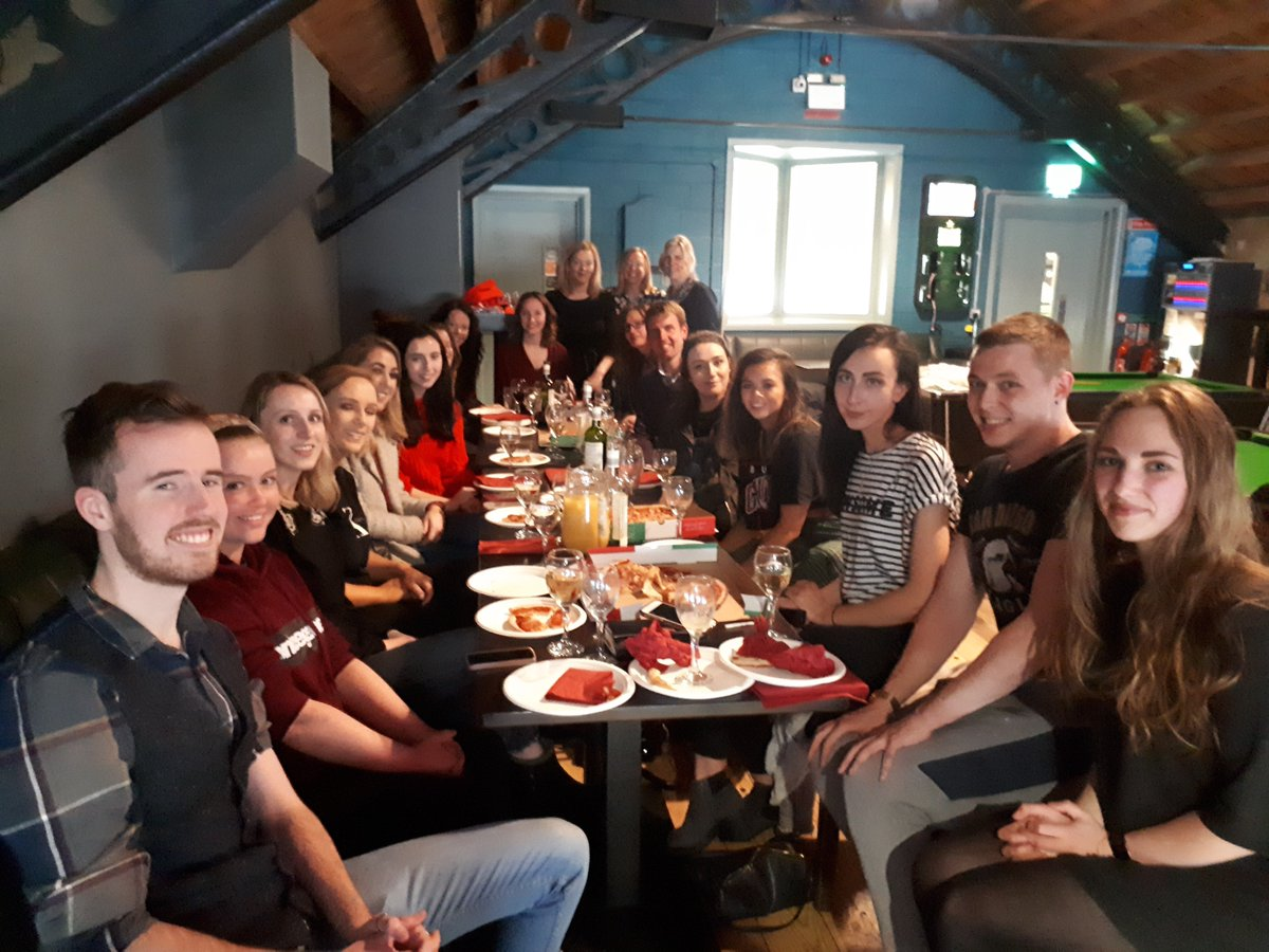 test Twitter Media - The next generation of Irish Health Psychologists! The Galway MSc in Health Psych group celebrating end of term with @HealthPsychNUIG staff today. More on the MSc in Health Psych @nuigalway here: https://t.co/q3d7Yqe8Vo https://t.co/8l3gRYHPUL