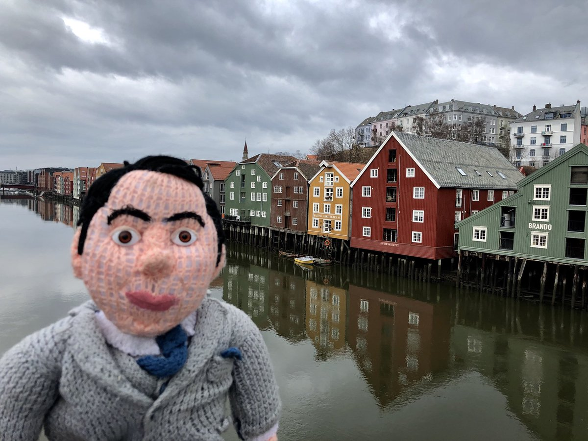 RT @jimmycarr: I'm back in Norway this week, starting with tonight's show in Trondheim. https://t.co/i1RHGsDGyM