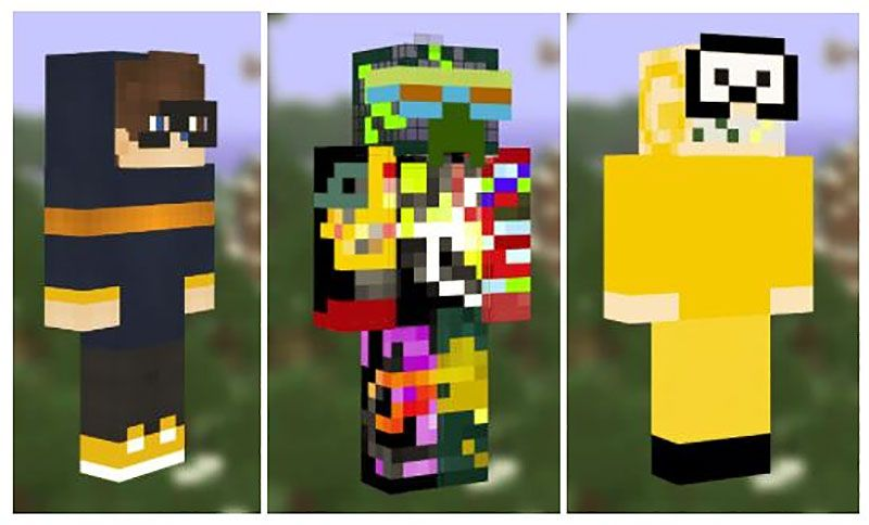 Beware of malicious Minecraft skins that attempt to erase your hard drive: https://t.co/nmPKLo5Mo1 https://t.co/ieVEm05lu2
