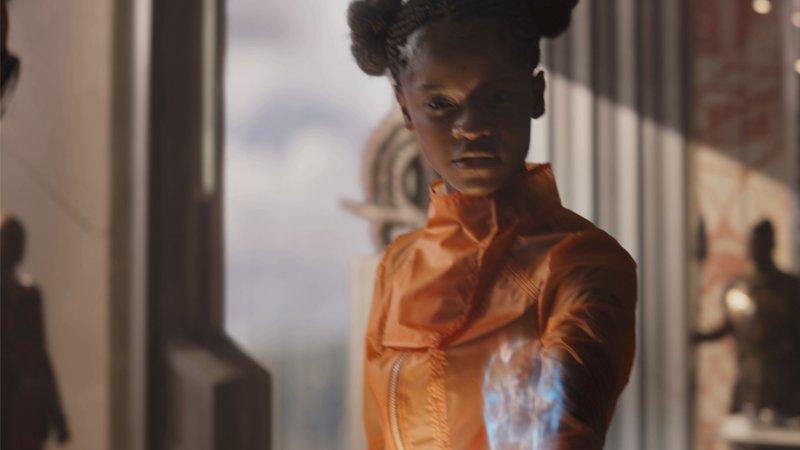 Watch Shuri effortlessly roast Bruce Banner in this delightful Avengers: Infinity War clip https://t.co/G1Xic3ee26 https://t.co/h4YHDa17f3