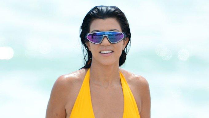 Happy Birthday, Kourtney Kardashian! Shop Her Best Swimwear Moments