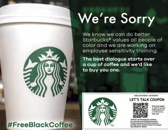 Right-wing trolls are trying to spread fake Starbucks coupons with hidden racial slurs https://t.co/XSaTIWjeoG https://t.co/Jwk3ufTYMA