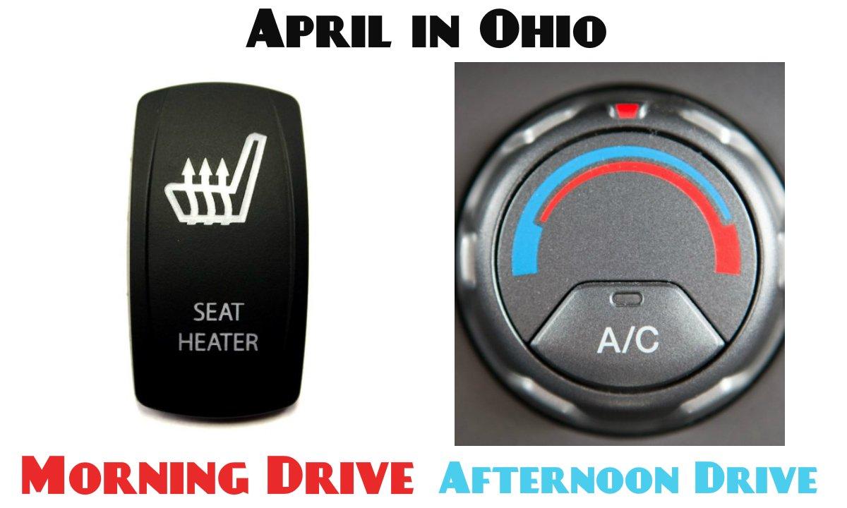 #OhioWX