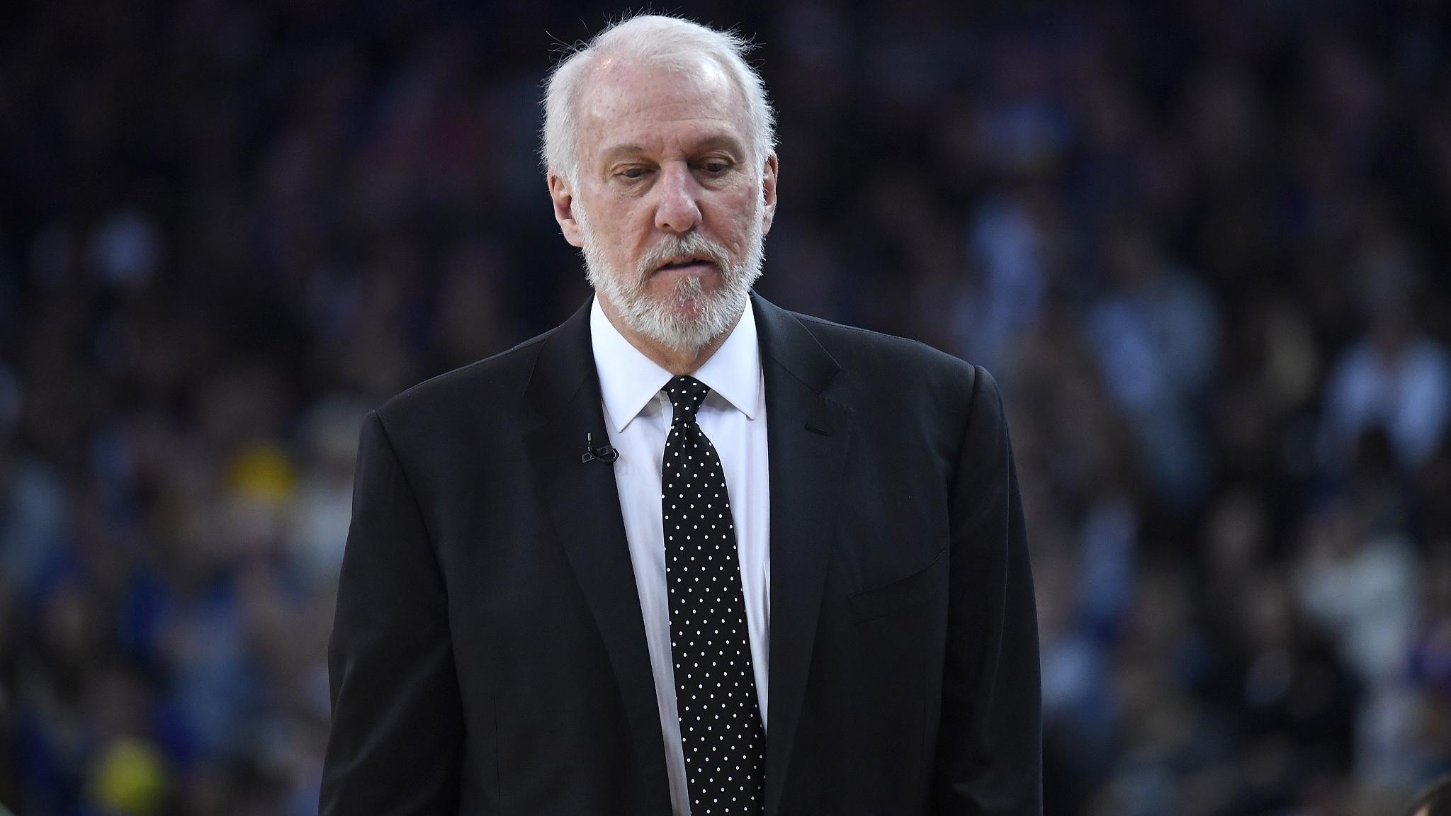 Erin Popovich, the wife of Spurs head coach Gregg Popovich, died early Wednesday. https://t.co/fpVlafLxWU https://t.co/ZOB58bOMDB